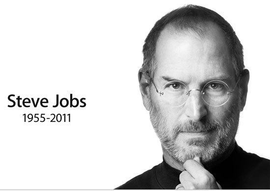 苹果前CEO乔布斯于2011年10月6日去世