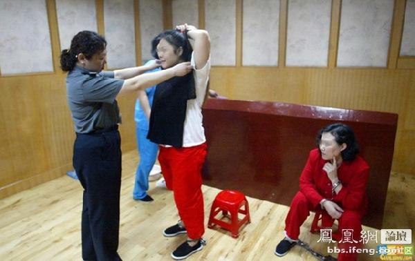高清图—死刑犯被执行前的12小时