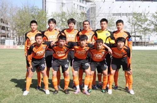 视频—20120601足协杯北京八喜VS北理工在线直播 比赛录像