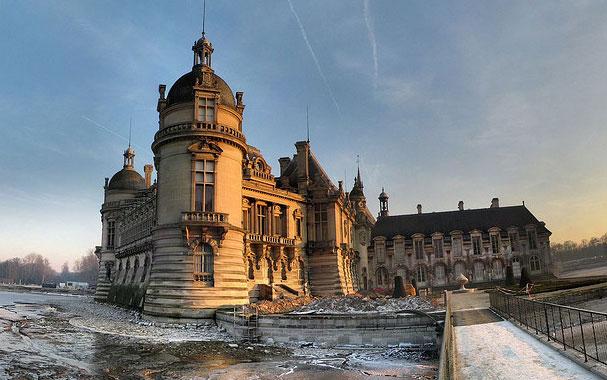 高清图—7张雄伟城堡的高清图片适合做电脑桌面壁纸