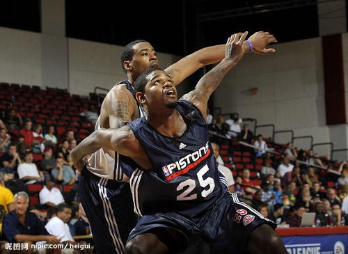 NBA夏季联赛 角色球员比拼!热火VS公牛直播录像20130719