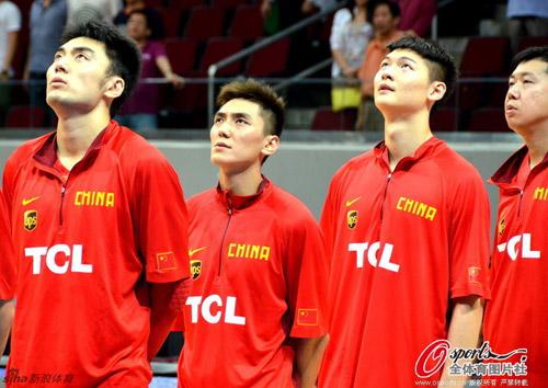 20130807目标三连胜!亚锦赛!中国男篮VS巴林直播录像