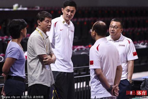淘汰赛八强战!20130809亚锦赛中国男篮VS中华台北直播录像