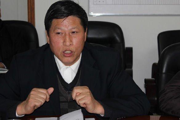 高清图—湘潭市恒盾集团有限公司董事长王检忠跳楼身亡