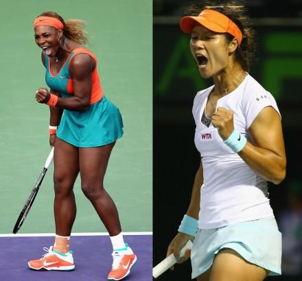 WTA皇冠赛迈阿密公开赛李娜VS小威廉姆斯直播录像20140330