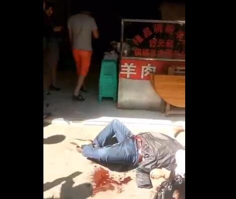 因为一碗米线,重庆一店家与顾客发生冲突引发血案