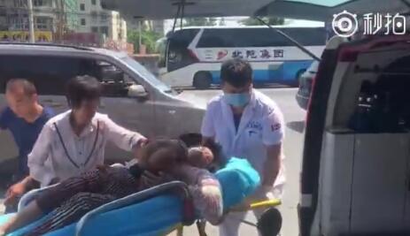纤维瘤女孩北京求医途中突发大出血 跨城救援进行中