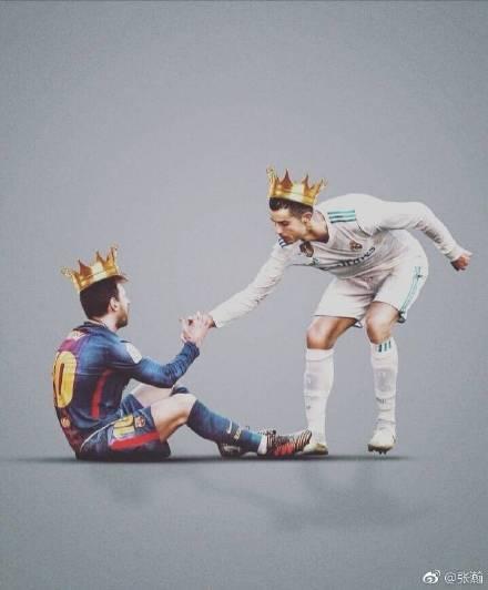 梅西C罗告别世界杯 这或是他们各自的最后一届世界杯