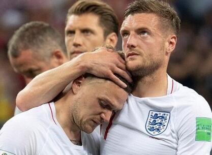 瓦尔迪退英格兰