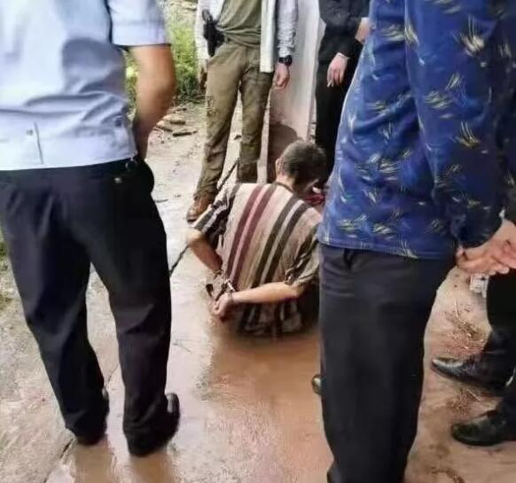 宣汉县双河镇大田村杀人案告破 李永平被抓