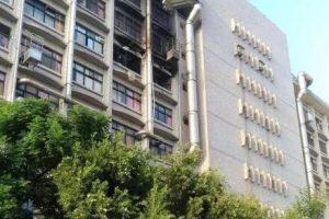 台北医院大火5人死亡
